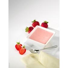 Strawberry Creamy pudding