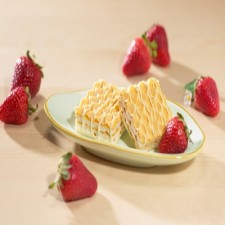 Strawberry waffer (Pack of 2)